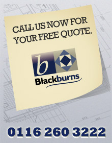 Call us now for your free quote 0116 260 3222